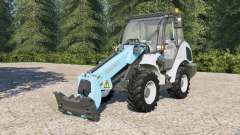 Kramer KL30.8T updated color options для Farming Simulator 2017