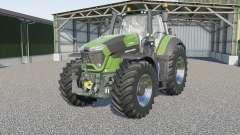 Deutz-Fahr 9290〡9310〡9340 TTV Agrotroɲ для Farming Simulator 2017