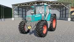Fendt Favorit 509 & 510 C Turboshifᵵ для Farming Simulator 2017