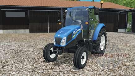 New Holland T4.6ⴝ для Farming Simulator 2015
