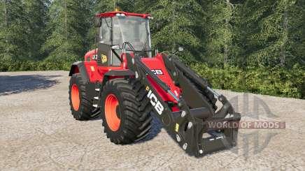 JCB 435 Ꚃ для Farming Simulator 2017