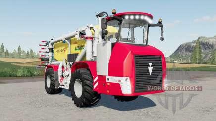 Holmer Terra Variant 600 Eco для Farming Simulator 2017
