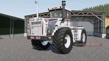 Big Bud 600 для Farming Simulator 2017