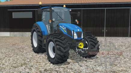 New Holland T5.11ƽ для Farming Simulator 2015