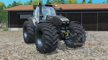 Deutz-Fahr 7250 TTV Agrotron Black Editioᶇ для Farming Simulator 2015