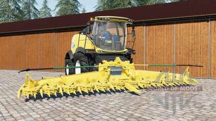 New Holland FR9Ձ0 для Farming Simulator 2017