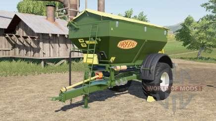 Bredal K105 & K16ⴝ для Farming Simulator 2017