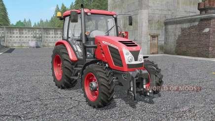 Zetor Major HS 80 для Farming Simulator 2017