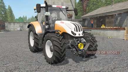 Steyr Profi 4115〡4125〡4135〡4145 CVT для Farming Simulator 2017