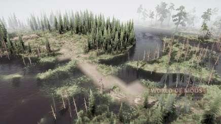 Лесхоз для MudRunner