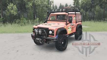 Land Rover Defender ୨0 для Spin Tires