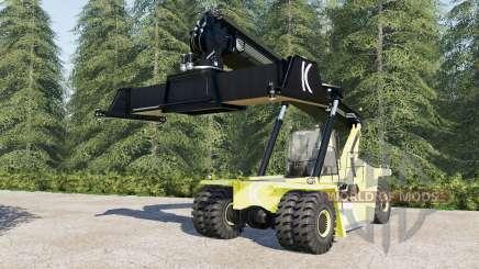 Kalmar DRF450-60Sⴝ для Farming Simulator 2017