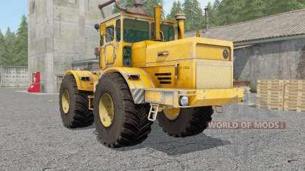 Кировец Ꝁ-700А для Farming Simulator 2017
