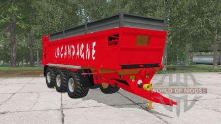Dezeure DM30 tridem для Farming Simulator 2015