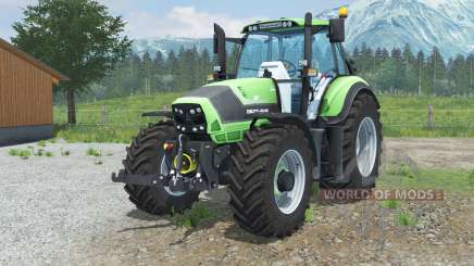 Deutz-Fahr Agrotron TTV 61୨0 для Farming Simulator 2013