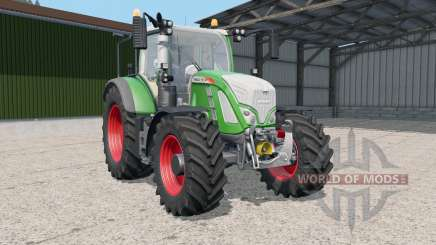 Fendt 714〡716〡718〡720〡722〡724 Variø для Farming Simulator 2017