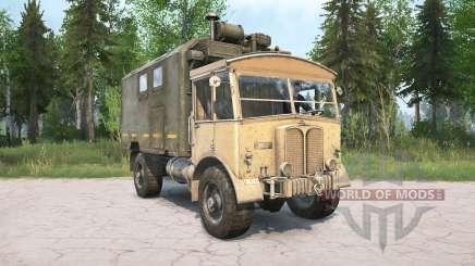 AEC Matador 853 для MudRunner