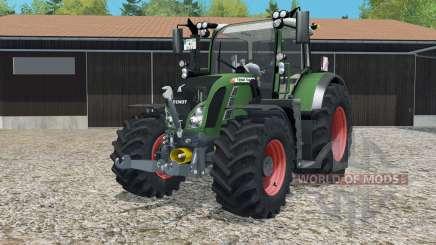 Fendt 724 Vario для Farming Simulator 2015