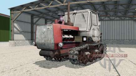 Т-150-05-09 с отвалом для Farming Simulator 2017