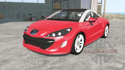Peugeot RCZ для BeamNG Drive