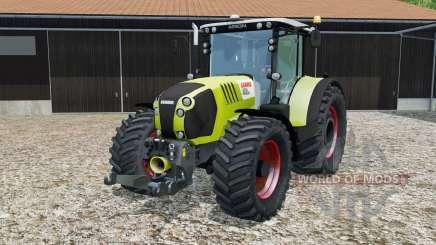 Claas Arion 6ⴝ0 для Farming Simulator 2015