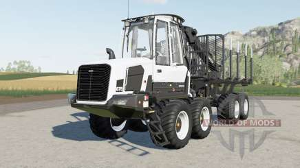 Komatsu 87ƽ для Farming Simulator 2017
