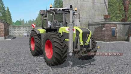 Claas Xerion 3800 Trac VƇ для Farming Simulator 2017