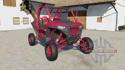Polaris RZR XP 1000 EPS для Farming Simulator 2017