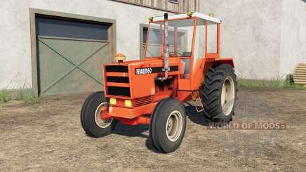 Renault ୨6 для Farming Simulator 2017