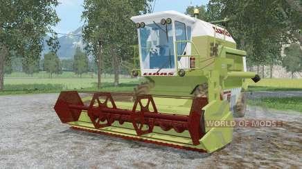 Claas Dominator ৪6 для Farming Simulator 2015
