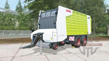 Claas Cargos 9500 tandem для Farming Simulator 2015