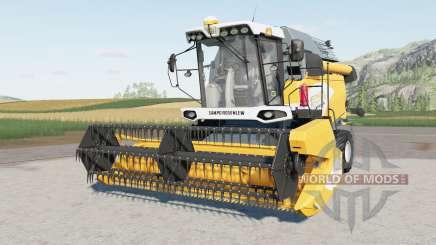 Sampo Rosenlew Comia Ꞓ6 для Farming Simulator 2017