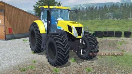 New Holland T70ろ0 для Farming Simulator 2013