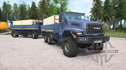 Урал Next (4320-6951-70) для MudRunner