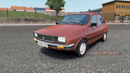 Renault 12 1975 для Euro Truck Simulator 2