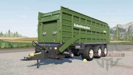Schuitemaker Rapide 8400Ꝡ для Farming Simulator 2017