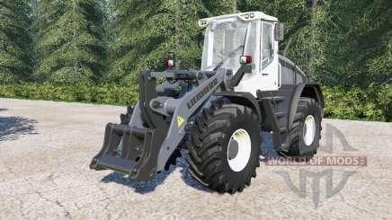 Liebherr L538 & TL 436-7 для Farming Simulator 2017