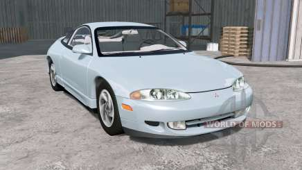 Mitsubishi Eclipse GSX (D30) 1995 для BeamNG Drive
