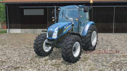 New Holland TꝜ.65 для Farming Simulator 2015