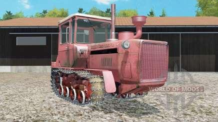 ДТ-175С ВолгарƄ для Farming Simulator 2015