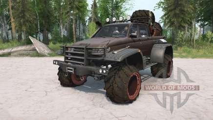 Ямал H-4 L 201ろ для MudRunner
