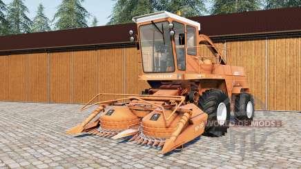 Дон-6৪0 для Farming Simulator 2017