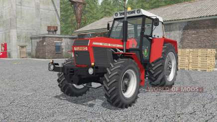 Zetor 16145 Turbø для Farming Simulator 2017