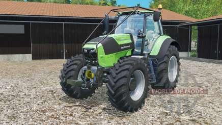 Deutz-Fahr 7250 TTV Agrotroȵ для Farming Simulator 2015