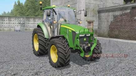 John Deere 5085M-5150Ꙧ для Farming Simulator 2017