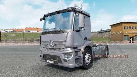 Mercedes-Benz Antos 1840 для Euro Truck Simulator 2