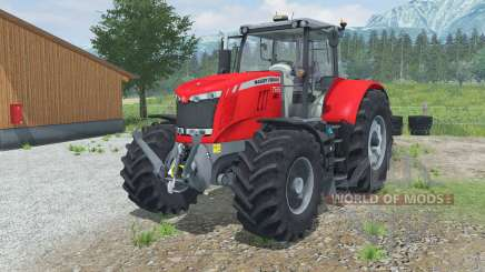 Massey Ferguson 76Զ6 для Farming Simulator 2013