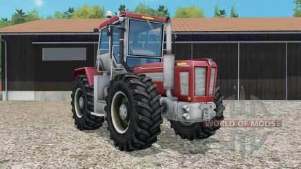 Schluter Super-Trac 2500 VⱢ для Farming Simulator 2015