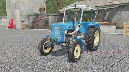 Zetor 4011 & 4511 для Farming Simulator 2017