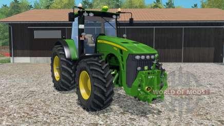 John Deere 85ƺ0 для Farming Simulator 2015